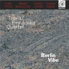 Album cover - Berlin Vibe