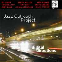 Album cover - digital directions
